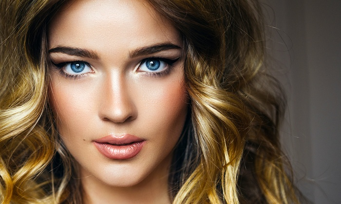 Laura Casey at Allure Hair Salon - Caprock: $45 for a Haircut with Style and Partial Highlights from Laura Casey at Allure Hair Salon ($80 Value)