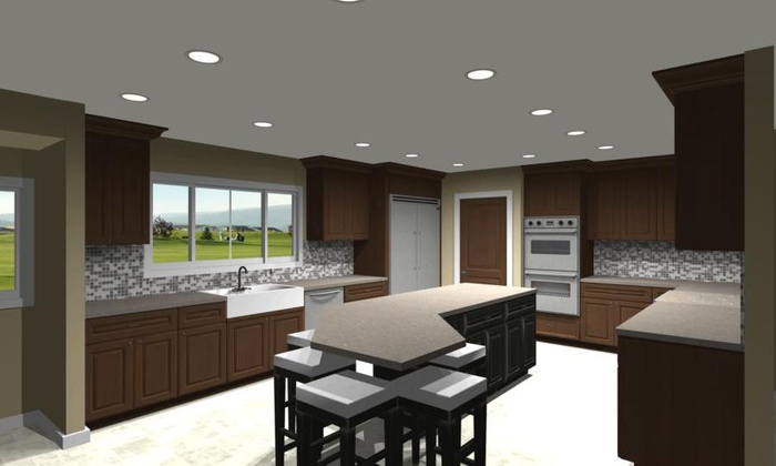 Divine Home Remodeling - San Diego: Kitchen Remodel Consultation and Plans from Divine home remodeling (71% Off)