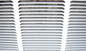Panda Cleaning Inc: $35 for One Air Duct Cleaning Package from Panda Cleaning Inc ($199 Value)
