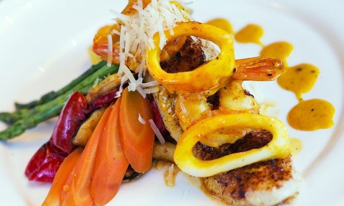 Akoya Restaurant - Downtown Miami: Lunch or Dinner for Two or More at Akoya Restaurant (Up to 36% Off)