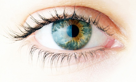 $1,200 for LASIK Surgery for Both Eyes at Hakim Eye Center ($1,800 Value)