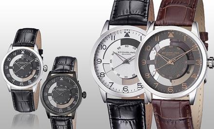 Stuhrling Original Men's Aviator Dress Watch Collection