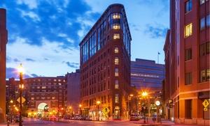 Elegant Boston Hotel near Beacon Hill