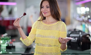 AnaV Beauty:  Makeup Lesson for One, Two, or Three at AnaV Beauty (Up to 72% Off)