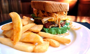 Brazenhead Irish Pub: Pub Meal for Two or Four with Non-Alcoholic Drinks at Brazenhead Irish Pub (Up to 51% Off)
