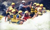 River Expeditions - Kanawha City: $81 for Two-Night Rafting and Camping Trip on the New River at River Expeditions (Up to $148.10 Value)