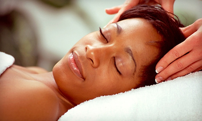 Salon O Day Spa - West University: $99 for a Spa Package with Massage, Facial, and Pumpkin Enzyme Treatments at Salon O Day Spa (Up to $231 Value)