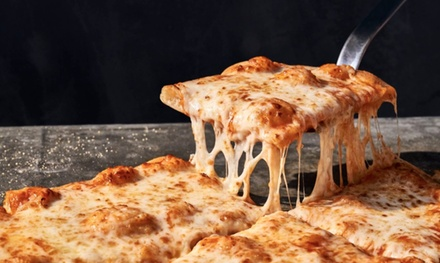 $5.25 for $10 Toward Food and Drink at Angelo's Pizza & Pasta