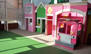 Little Green House: Five or Ten Kids' Play Sessions at Little Green House (Up to 46% Off)