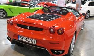 Expo Silesia: 16 zł: bilet wstępu dla 2 osób na AUTO MOTO SHOW
