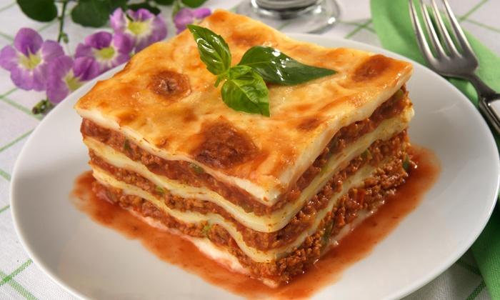 Pizza pissaladi re moussaka ou lasagnes emporter la for Plat convivial pour 6 personnes