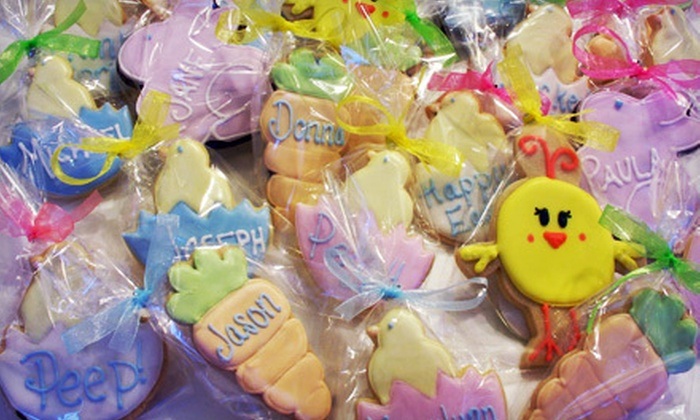 The Sweetest Thing - Detroit: One or Two Dozen Easter Cookies or $15 for $30 Worth of Sweets from The Sweetest Thing