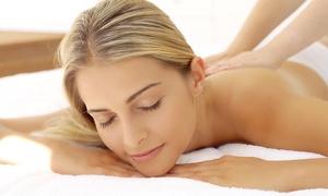 VANITY & BEAUTY: Uno, 3 o 5 massaggi linfodrenanti abbinati a bendaggi con gel a freddo (sconto fino a 84%)
