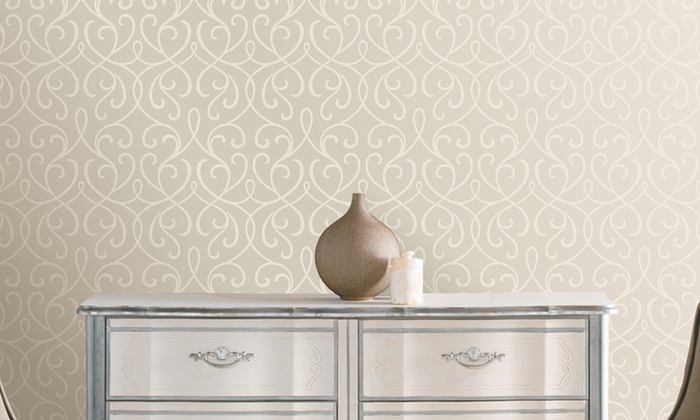Ultra-Removable Wallpaper with Paste: Ultra-Removable Wallpaper with Paste. Multiple Patterns from $29.99 to $59.99. Free Returns.