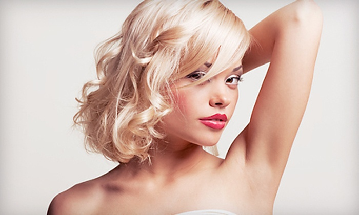 New Image Laser Hair Removal - Reading: Six Laser Hair-Removal Treatments on a Small, Medium, or Large Area at New Image Laser Hair Removal (Up to 90% Off)