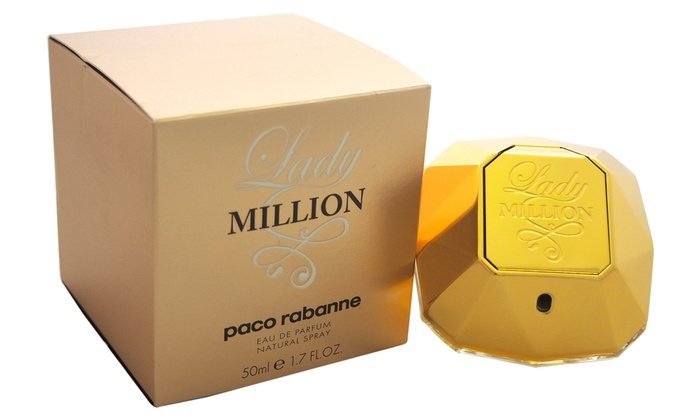 paco rabanne fragrance for women groupon goods. Black Bedroom Furniture Sets. Home Design Ideas