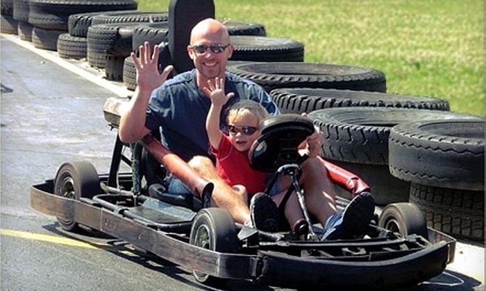 Little Turtle Go Karts - Fort Wayne: $10 for $20 Worth of Go-Kart Rides at Little Turtle Go Karts