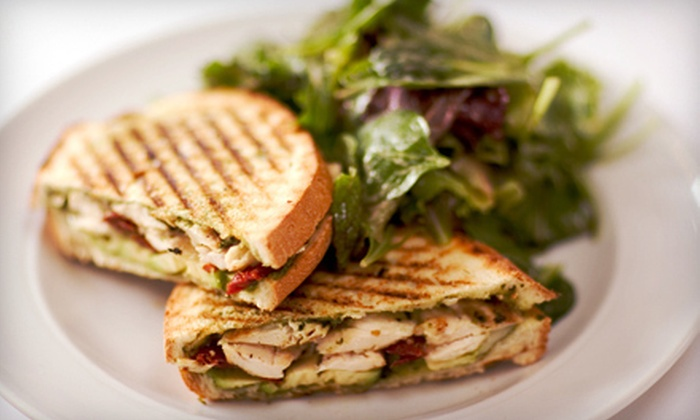 Citrus Organic Cafe - Ferry Park: Café Fare at Citrus Organic Cafe in Fort Walton Beach (Up to 53% Off). Three Options Available.