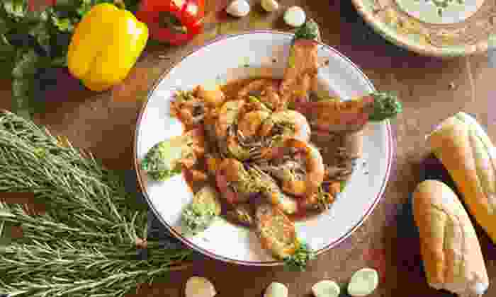 Andrea's Restaurant - Metairie: Italian Food and Drinks at Andrea's Restaurant (Half Off). Two Options Available.