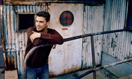 Josh Gracin at Andiamo Celebrity Showroom on Friday, April 17, at 8 p.m. (Up to 50% Off)