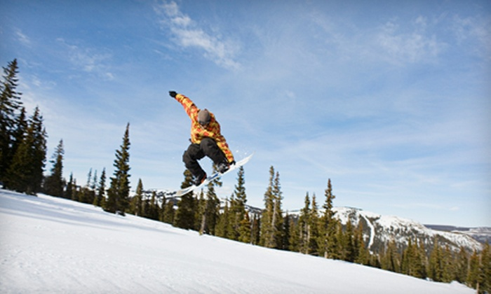 Skis and Tours - Downtown Salt Lake City: One or Two One-Day Ski or Snowboard Rental Packages with Boots and Poles at Skis and Tours (Up to 63% Off)