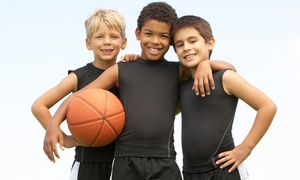 Austin Sports Arena: $94 for One Week of Half-Day All-Star Sports Summer Camp at Austin Sports Arena ($179 Value)