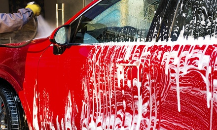 Car Wash Package: One $39 or Two Visits $69 at Workers Water Wash Up to $270 Value