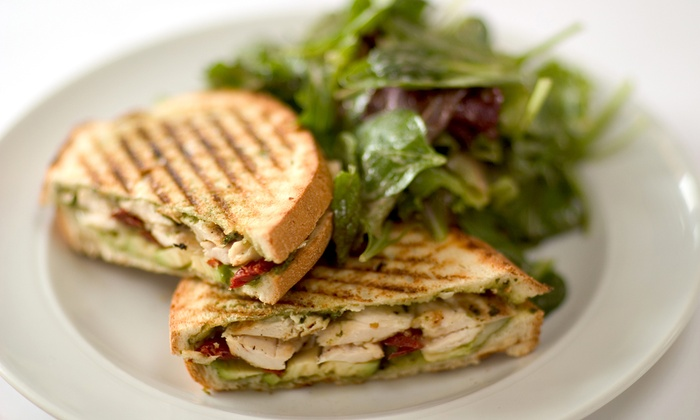 Cafe Gelato & Panini - Boca Raton: Paninis, Gelato, and Gourmet Coffee at Cafe Gelato & Panini (Up to 48% Off). Three Options Available.