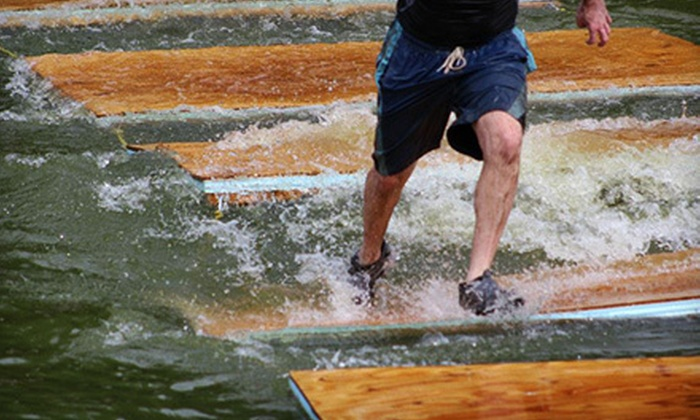 Mega Mud Run Challenge - Johns Island: $29 for Entry to Mega Mud Run Challenge on Saturday, April 13 ($60 Value)