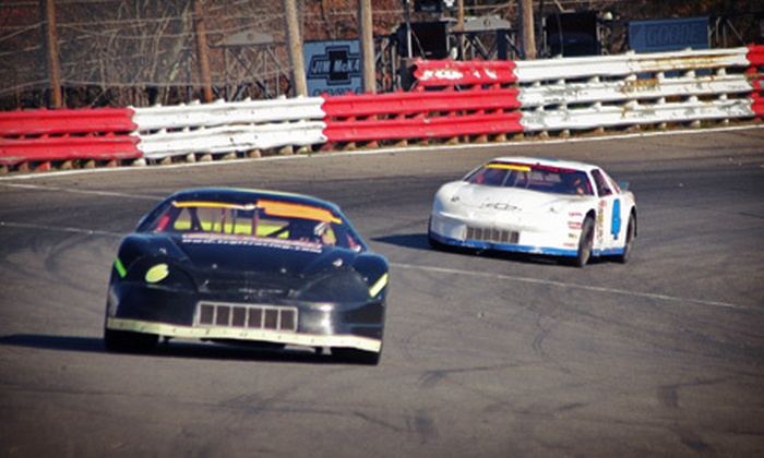 On Track Racing Experience - Evergreen Raceway Park: $175 for a Rookie Driving Experience at Mountain Speedway from On Track Racing Experience ($350 Value)