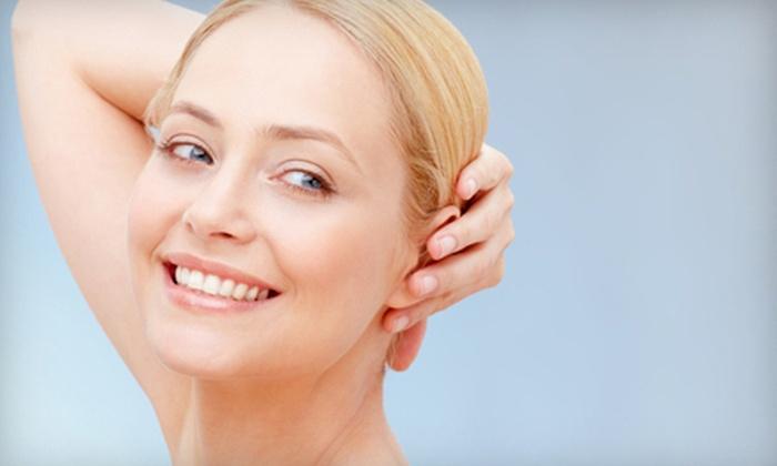 Nevaeh Salon - Pebblewood Estates: One, Three, or Five Microdermabrasion Facials at Nevaeh Salon (Up to 73% Off)