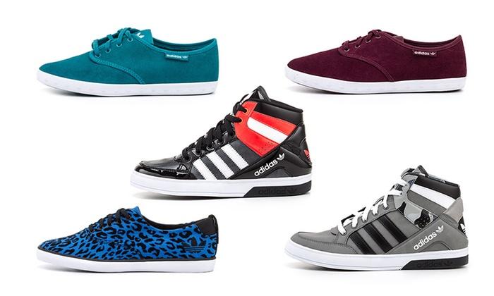 Baskets Adidas pour femme, modèle, taille et coloris au choix, dès 29,99</p>                     </div> <!--bof Product URL --> <!--eof Product URL --> <!--bof Quantity Discounts table --> <!--eof Quantity Discounts table --> </div> </dd> <dt class=