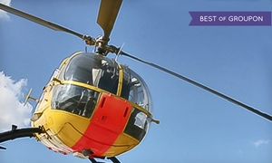 Old City Helicopters: $167 for Helicopter Tour from Old City Helicopters ($270 Value)