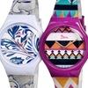 Boum Women's Miam Multi-Color Watch