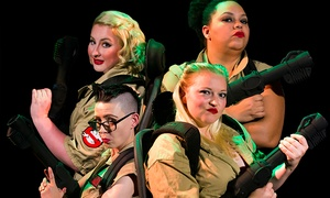 "Gorilla Tango Theatre: ""Batman,"" ""Game of Thrones,"" ""Ghostbusters,"" and Classic Comics Burlesque Shows (Select Dates, October 9–November 28)"
