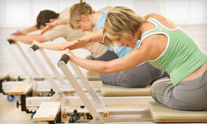 Equilibrium - Bloomfield Hills: Five Group Pilates Reformer Classes with or without Two Private Reformer Classes at Equilibrium (Up to 81% Off)