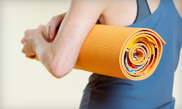 Evolve Pilates - Gainesville: $39 for 10 Group Fitness or Mat Pilates Classes at Evolve Pilates ($100 Value)