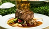 Polo Café and Catering Bridgeport U.S.A. - South Side: Steaks and Upscale American Cuisine for Two or Four at Polo Café and Catering Bridgeport U.S.A. (50% Off)