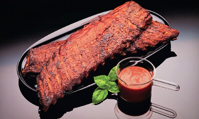 Carson's - River North: $20 for $40 Worth of Barbecue and Drinks at Carson's