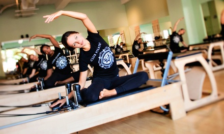 $55 for Five Pilates Classes at Club Pilates Belmar ($100 Value)