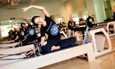 $55 for Five Pilates Classes at Club Pilates Belmar ($100 Value)