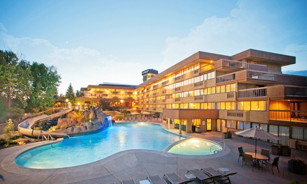 Stay at Red Lion Hotel at the Park in Spokane, WA, with Dates into December