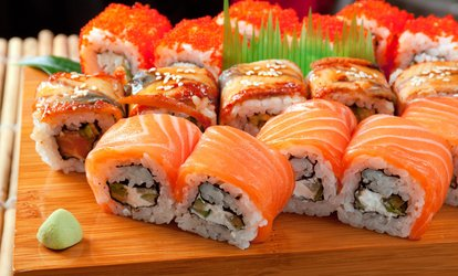 image for 20% Cash Back at Yoshio <strong>Sushi</strong>