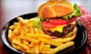 EATS! American Grill - Fairoaks Manhattan Manor: $10 for $20 Worth of Burgers, Steaks, and American Fare at EATS! American Grill