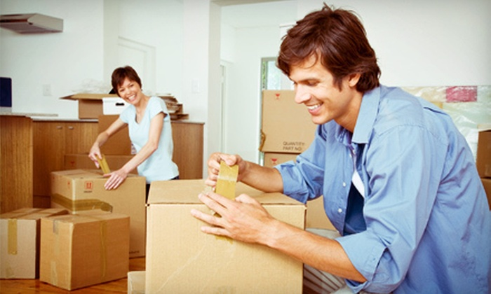 A+ Movers, Inc. - Apopka: $100 for Two Hours of Moving Services with a Two-Man Crew from A+ Movers, Inc. ($220 Value)