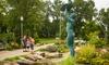 Wellfield Botanic Gardens - Elkhart: One-Year Individual or Family Membership at Wellfield Botanic Gardens (Up to 52% Off)