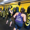 Up to 64% Off at CKO Kickboxing Roxbury