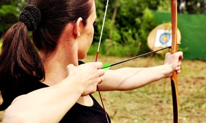 Hidden Gems Archery: One or Three 90-Minute Archery Lessons for One or Two from Hidden Gems Archery (62% Off)