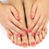 Hybrydowa stylizacja paznokci