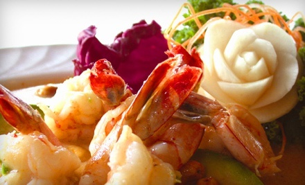 $21 for $40 Worth of Thai Cuisine and Sushi at Surin of Thailand